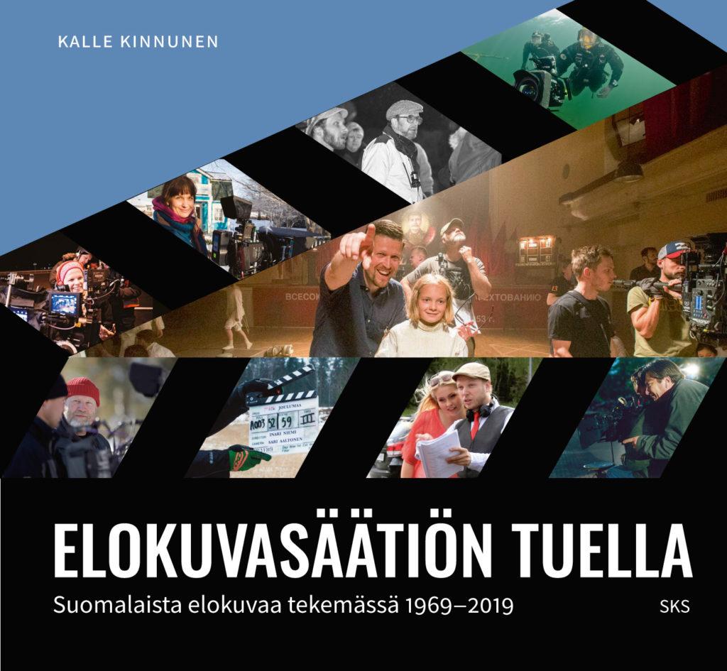 Elokuvasäätiön tuella — Suomalaista elokuvaa tekemässä 1969–2019