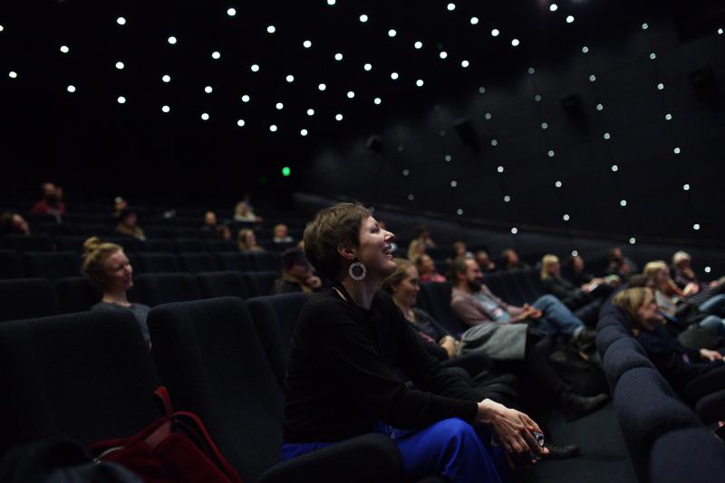 Anna Möttölä Kino Reginassa
