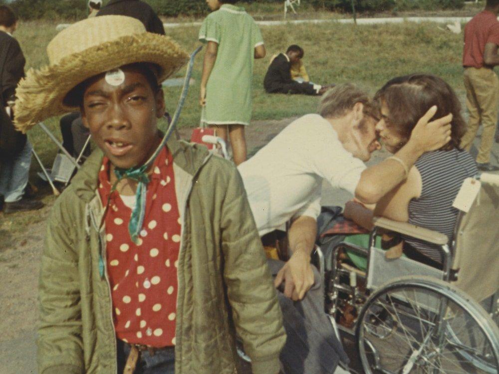 Still-kuva elokuvasta Crip Camp