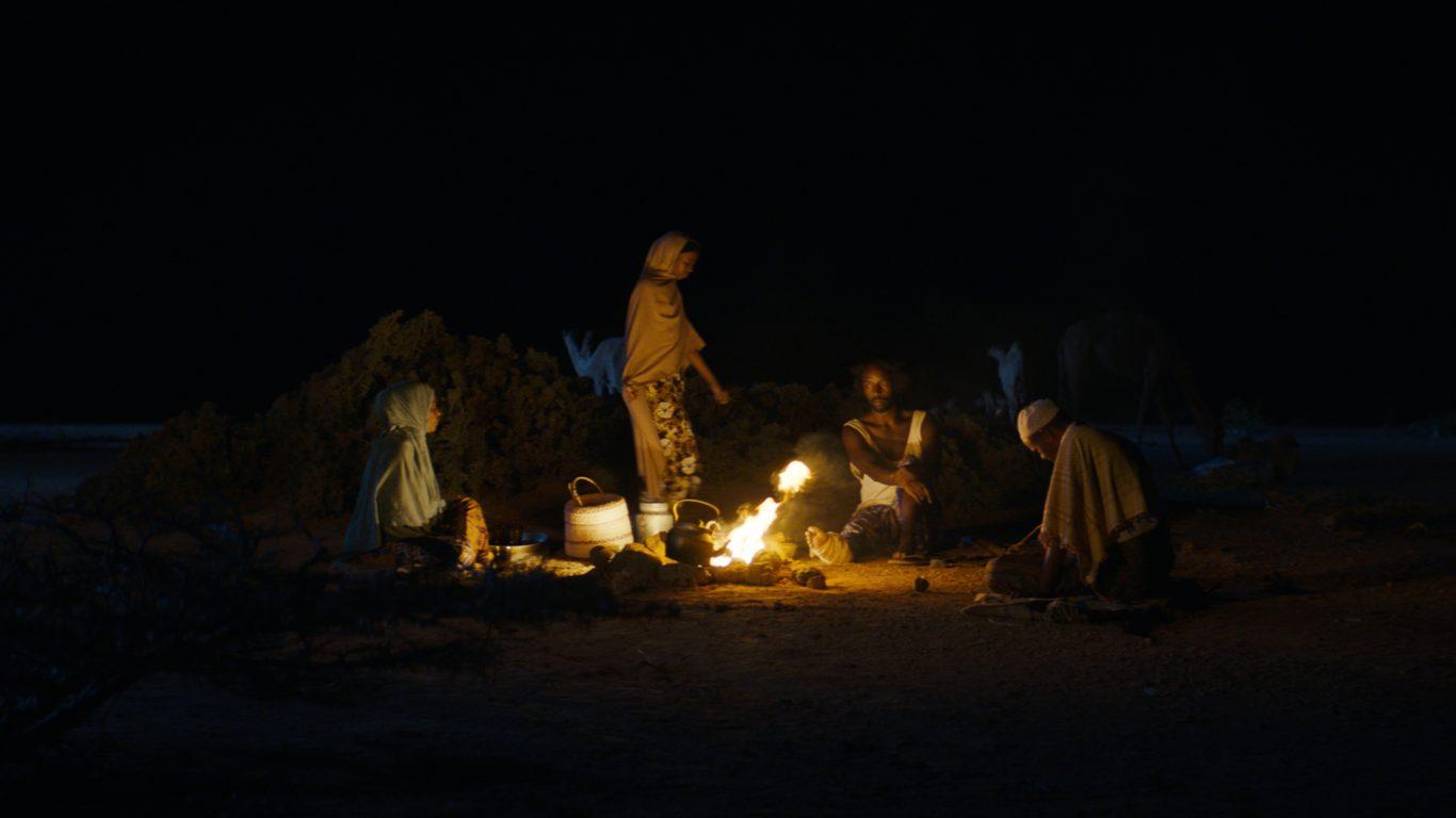Still-kuva Guled & Nasra elokuvasta